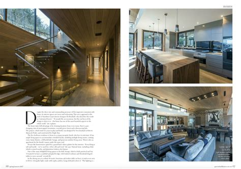 queensland home design and living magazine living on the edge queensland homes spring summer 2017
