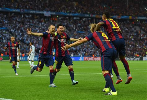 barcelona uefa chions league juventus v fc barcelona uefa chions league final zimbio