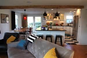 Split Level Open Floor Plan Kitchen by Front Porch Split Levels Pinterest Back Off