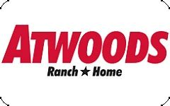 check atwoods ranch home gift card balance