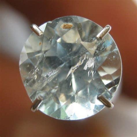 Batu Permata Fluorite 275 batu permata sky blue topaz cut 1 65 carat