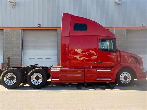 2008 volvo truck models 2008 volvo vnl64t670 sleeper truck for sale 850 488 miles