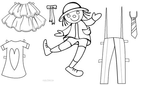 Free Printable Paper Doll Templates Cool2bkids Templates For Pages Free