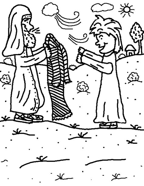 joseph dreamcoat coloring pages joseph dreamcoat coloring pages