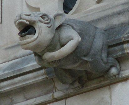 Gargoyle L Post by The 90 Best Images About Gargoyles On Clay
