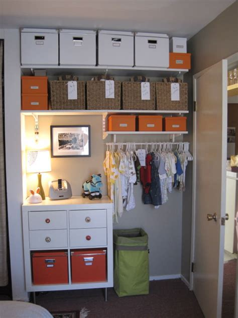 nursery closet transitional nursery hgtv