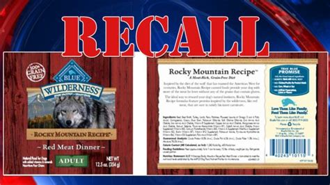 blue wilderness food recall blue buffalo is recalling yet another lot of the blue wilderness product