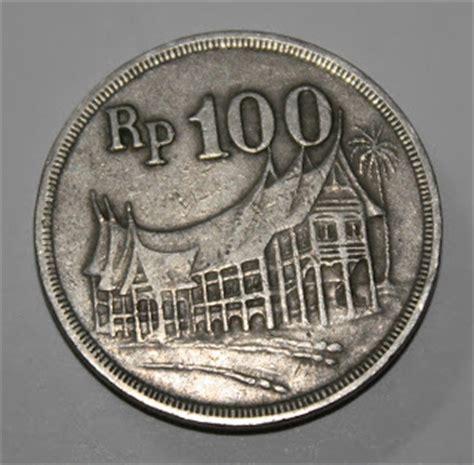 Uang Koin Tahun 1973 Sama 1978 benda peninggalan tempo doeloe uang koin 100 rupiah tahun