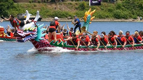 dragon boat racing how to dragon boat races slow motion video youtube