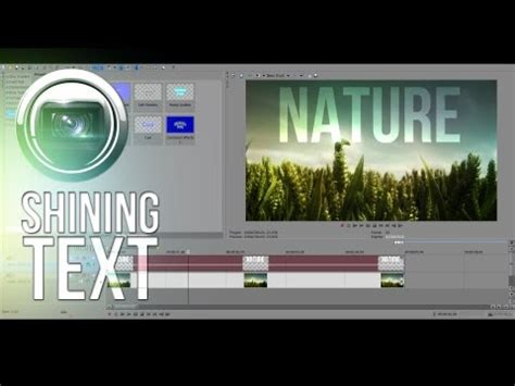effect 11 wave text sony vegas tutorial youtube shining text effect sony vegas sony vegas pro tutorial