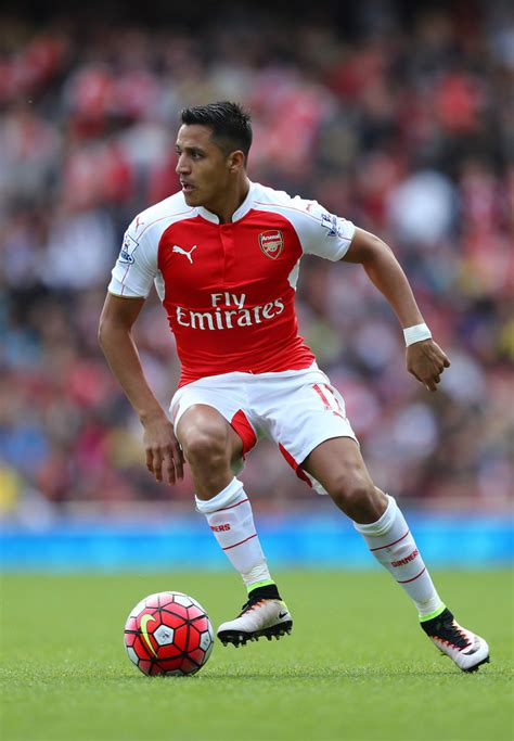 alexis sanchez vs arsenal alexis sanchez photos photos arsenal v aston villa