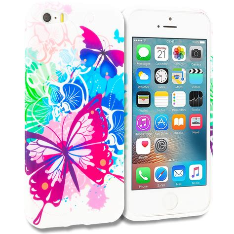 For Iphone 5 5s Tpu Soft for apple iphone 5 5s se tpu design soft gel rubber