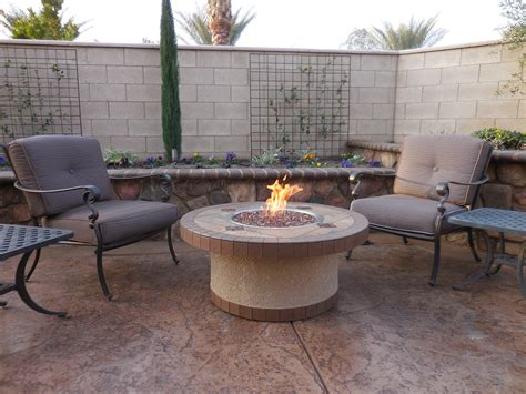 Affordable Gas Pits Tables Pits With Outdoor Furniture