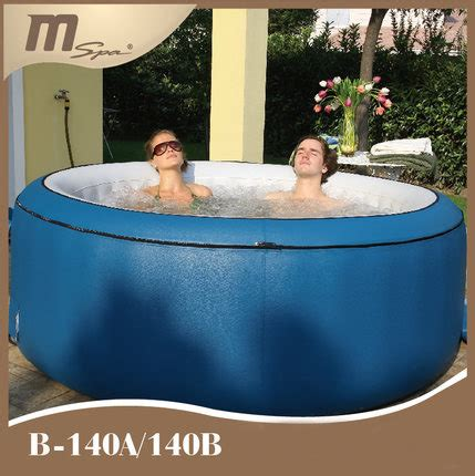 inflatable portable bubble massage jet spa pool whirlpool hot tub outdoor bathtub mspa