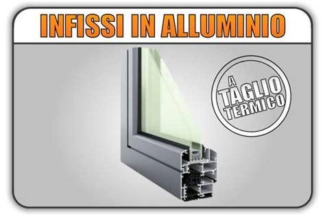 serramenti in alluminio pavia infissi e serramenti in alluminio a taglio termico pavia