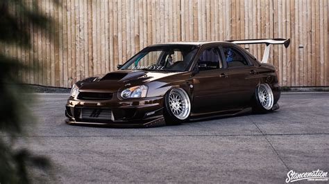 stanced subaru wrx stancenation form gt function