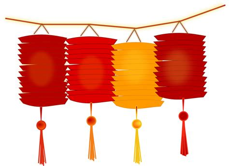 new year paper lanterns clipartist net 187 clip 187 new year paper