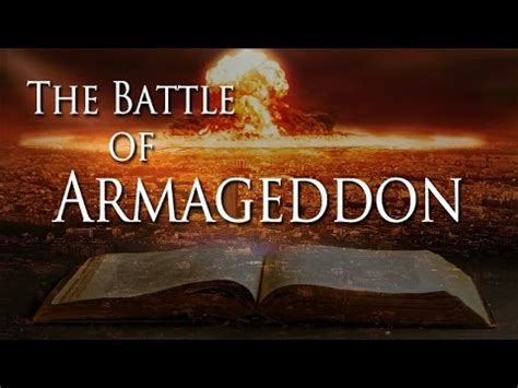 armageddon the battle for armageddon the battle for your soul youtube