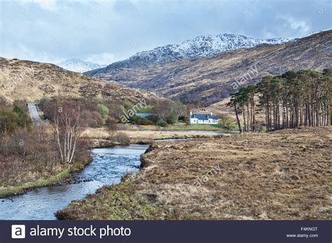 highland cottage remote highland cottage glen docharty west coast of