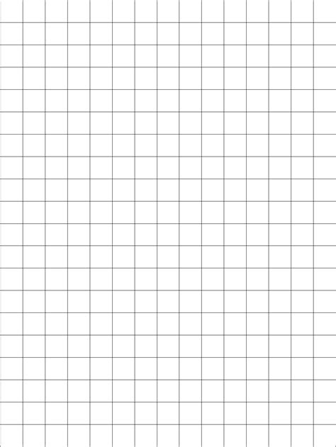 download plain graph paper template for free tidyform