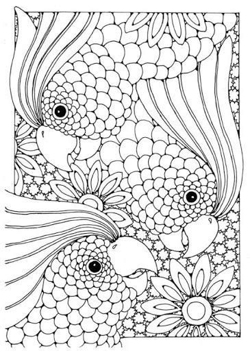 mandalas con animales 7 p mandalas con animales para colorear patrones pinterest