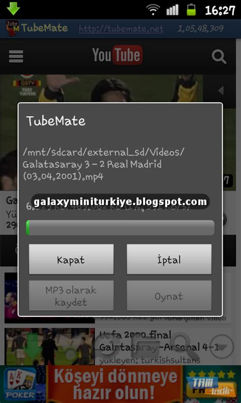 tubemate for tablet apk tubemate apk