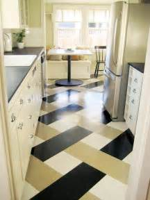 Cheap Kitchen Flooring Linoleum The Blue House Back With More Linoleum