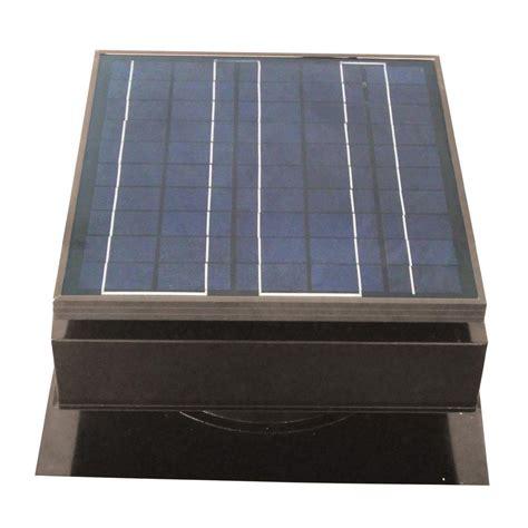 remington solar attic fan remington solar 30 watt 1550 cfm gray solar powered attic