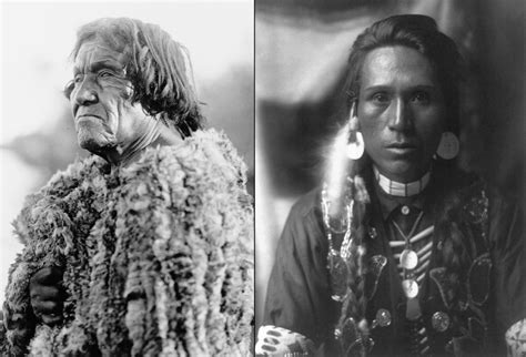 native men hairstyles 2013 native americans portraits from a century ago the atlantic