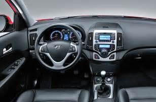 Hyundai I30 Photos Hyundai I30 Interieur
