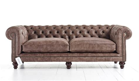 Leather Chesterfields Sofas 30 Best Ideas Of Leather Chesterfield Sofas