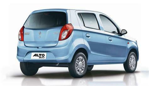 Maruti Suzuki Alto Price On Road Maruti Suzuki Alto 800 Std On Road Price In Bangalore