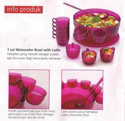 Tupperware Watercolor Blue Set Activity Juni 2015 tupperware activity februari 2014 watercolor cup promo tupperware