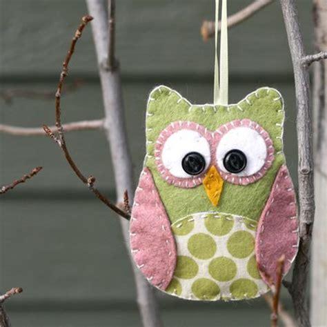 felt owl pattern pinterest diy no sewing machine required felt fabric fabulous