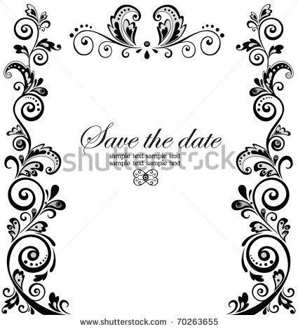 Wedding Cards Clip Free by Wedding Card Border Clip 101 Clip