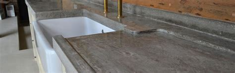 Concrete Countertops Uk by Polished Concrete Kitchen Worktops Arnold S Kitchens