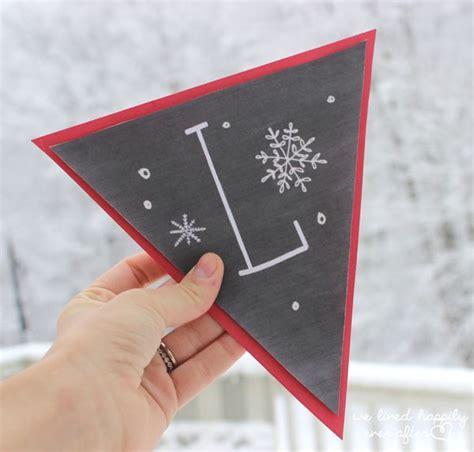 printable snowflake banner quot let it snow quot printable snowflake banner includes a