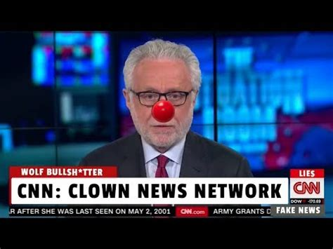 news network cnn the clown news network