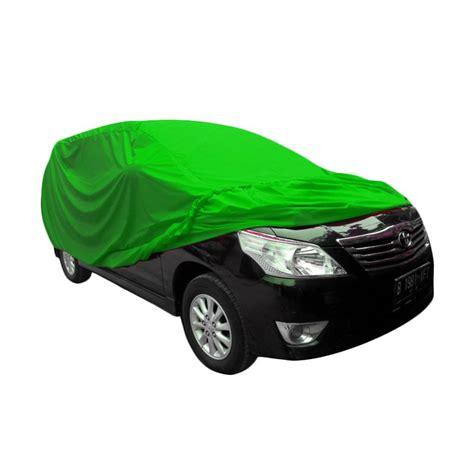 Cover Warnasarung Mobil Warna Untuk Honda Mobilio jual mantroll cover mobil for honda mobilio hijau harga kualitas terjamin blibli
