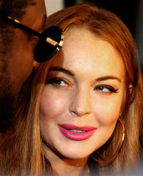 Lindsay Lohan Is Cold Possibly Literate by Lindsay Lohan Wikip 233 Dia