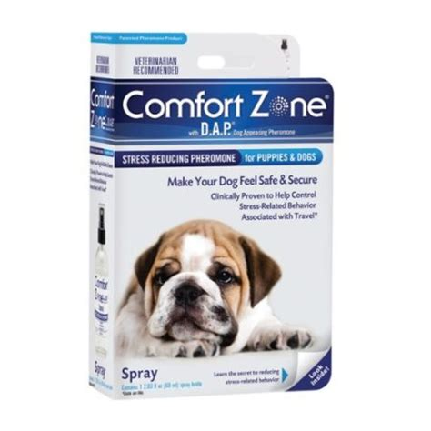 Comfort Zone Dog Calming Spray Dog Spray To Calm Your Dog