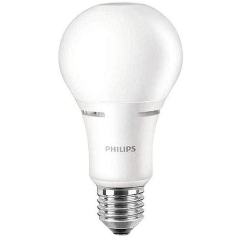 Lu Philips Led 6 Watt philips 459164 18a21 led 827 3way nd 120v 3 way led