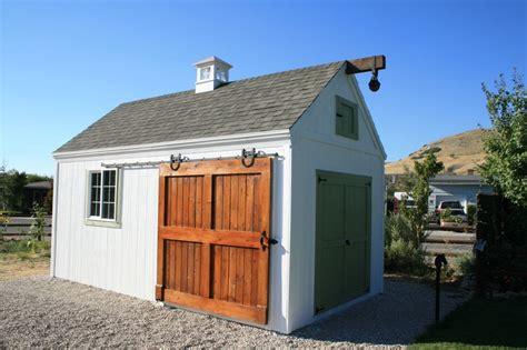 wrights shed  building custom sheds kits