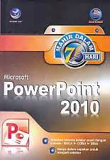 Buku Mahir Dalam 7 Hari Microsoft Excel 2010 mahir dalam 7 hari microsoft powerpoint 2010 ajibayustore