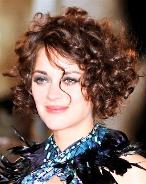 haircuts for women with naturally curly hair with a fat face photo short bob hairstyles for curly hair the beauty of
