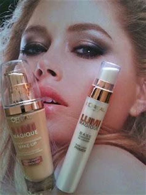 Paket Make Up L Oreal das neue l oreal lumi magique make up