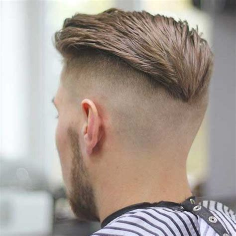 hair cut shorter on sides than back 10 mens haircuts short back and sides mens hairstyles 2017