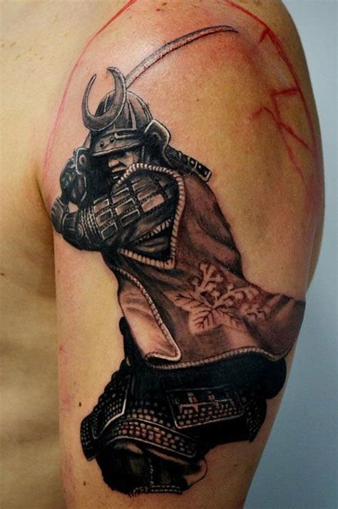 samurai tattoo samurai and tattoos and body art on pinterest