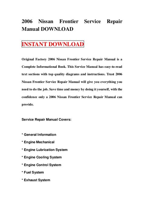 small engine repair manuals free download 2006 nissan pathfinder parental controls download repair manuals service manual owner manuals html autos post
