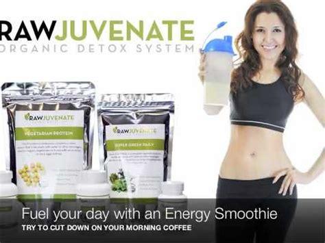 Rawjuvenate Complete Detox 4 Week System by Rawjuvenate Complete Organic Detox System